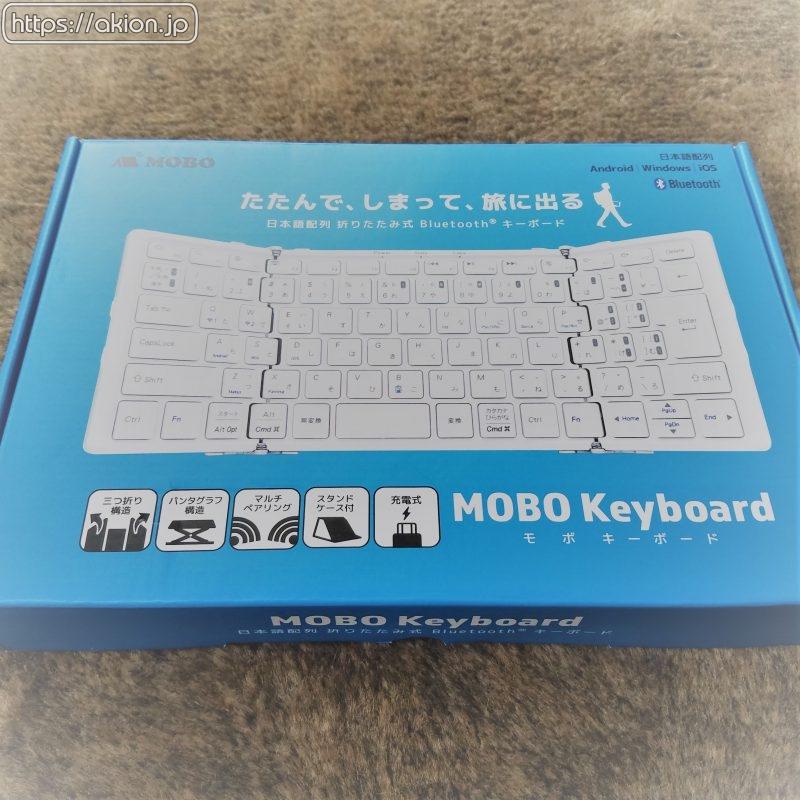 MOBOキーボードAM-KTF83J