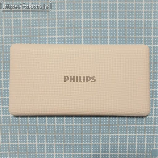 PHILIPS モバイルバッテリー DLP6712NW/11