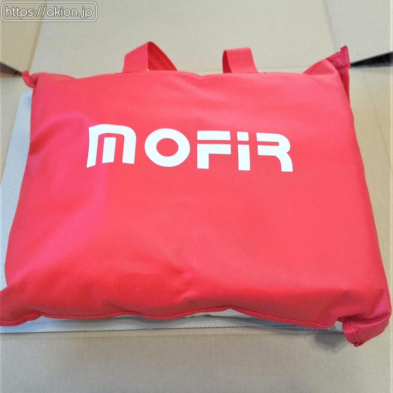 MOFIR 横向き対応低反発 快眠枕
